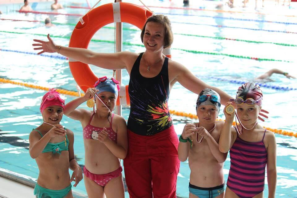 nauka pływania Olsztyn