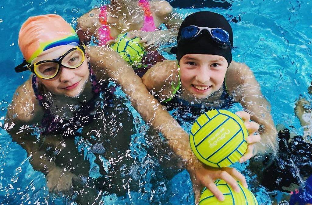 Wakacyjne pływanie