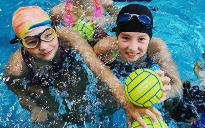 Pływanie dla dzieci idorosłych wPirat Hotel & Spa