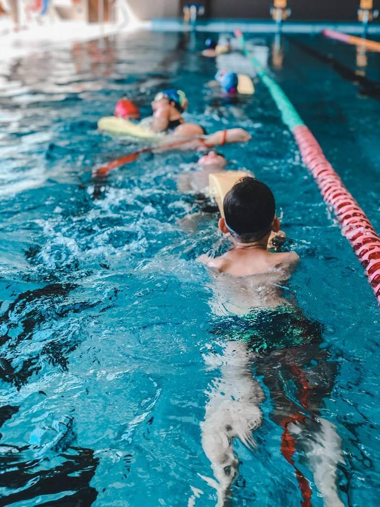 pływanie dla dzieci Olsztyn