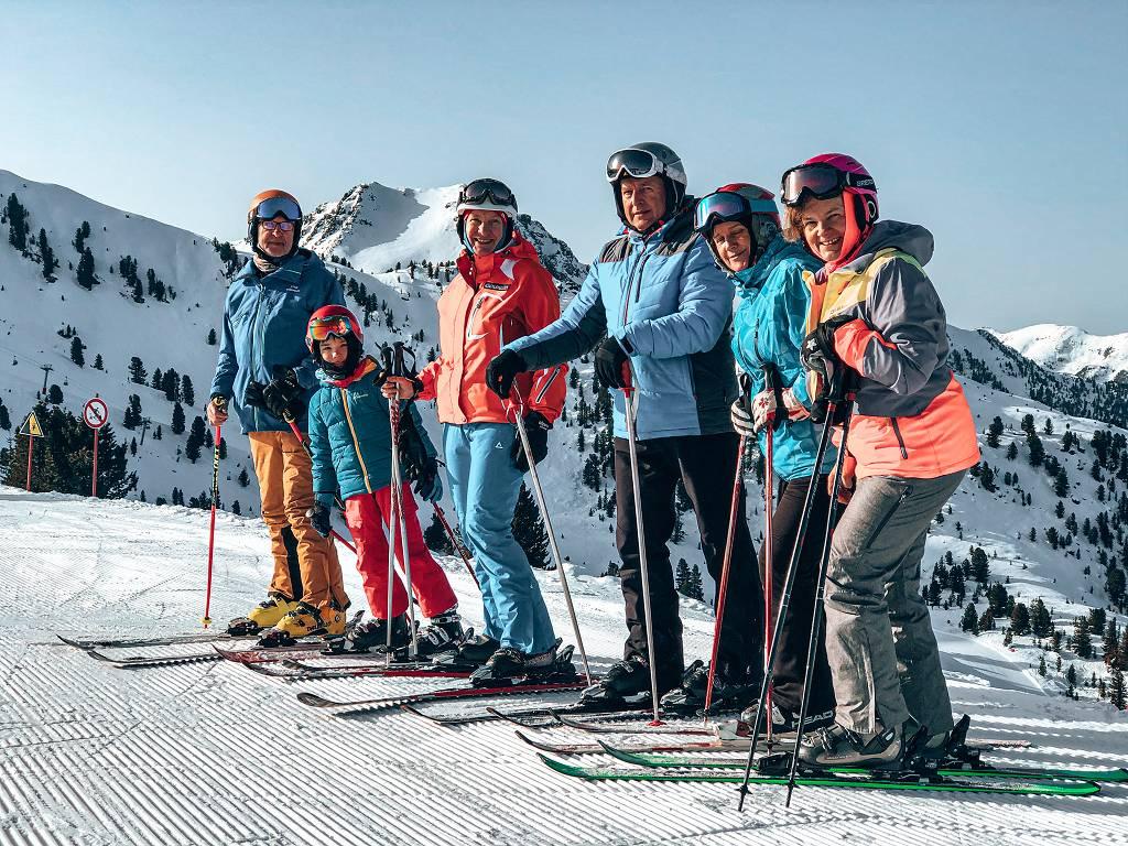 wyprawy narty