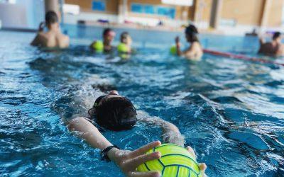 Nauka idoskonalenie pływania
